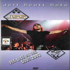 Jeff Scott Soto: 'Live at the Gods 2002""
