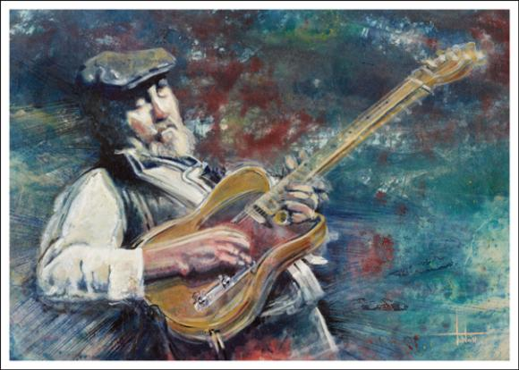 "Roy Buchanan: ""…But I know that the Messiah, he will come again"""