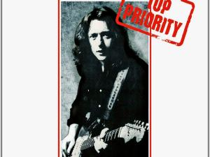 Rory Gallagher: Top Priority""""