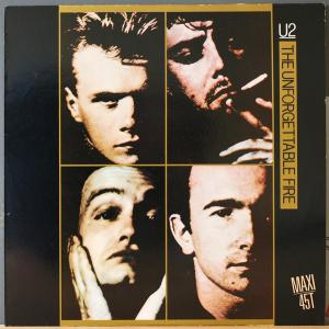 "U2: ""The Unforgettable Fire"""