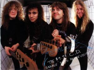 METALLICA: The $ 5.98 E.P. – Garage Days Re-revisited