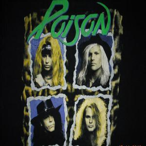 Poison: Nothin' But a Good Time or... Every Rose Has Its Thorn